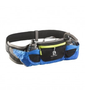 کیف قمقمه کمری سالومون - Salomon Energy Belt union blue/gecko green